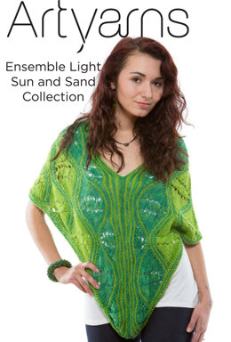 Ensemble Light Sun and Sand Collection by Artyarns