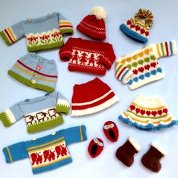 Clothes for Posy and Betsy