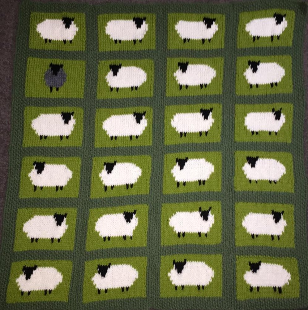 Sheep dreams baby blanket knitting pattern by katy griffis sheep dreams baby blanket knitting pattern by katy griffis knitting patterns loveknitting bankloansurffo Gallery