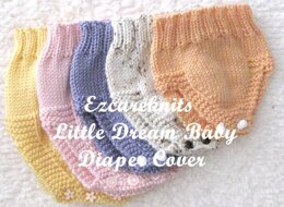 Little Dream Baby Diaper Cover