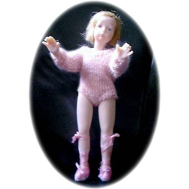 1:12th scale Ballet outfit