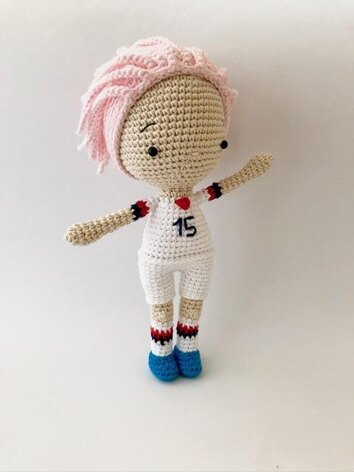 Megan Rapinoe - Today's Inspiring Women