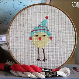 Luhu Stitches Luhu Bird - Downloadable PDF