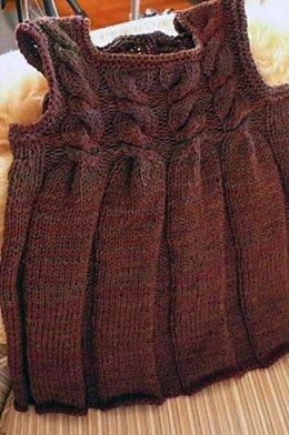 Child's Cable Jumper