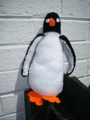 Soft Toy Penguin