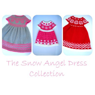 The Snow Angel Dress Collection