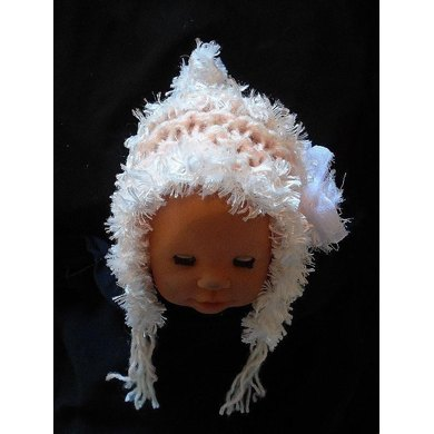 736 KNIT Photo Prop Baby Hat