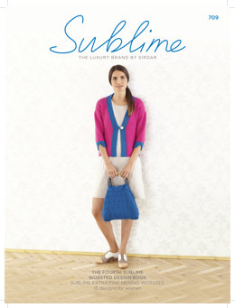 The Fourth Sublime Worsted Design Book by Sublime
