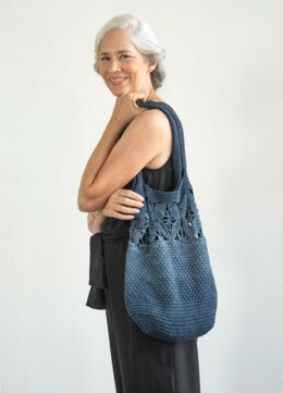 Magra Bag in Berroco Estiva - 406-4 - Downloadable PDF