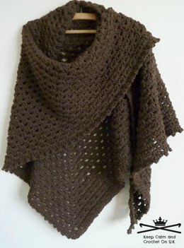 Margaret's Hug Healing Shawl / Prayer Shawl