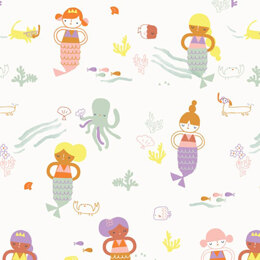 Dashwood Studio Under the Sea - white