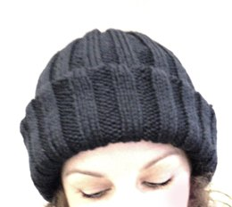 Warmest Winter Hat, Double Thick Toque