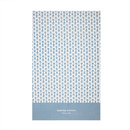 Debbie Bliss Garter Stitch Tea Towel