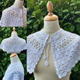 First Communion Capelet