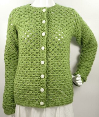 Summer Meadow Cardigan