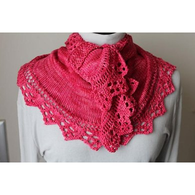 Two-Step and Tango Scarf and Shawlette