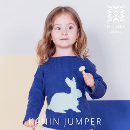 Kanin Jumper in MillaMia Naturally Soft Cotton - Downloadable PDF