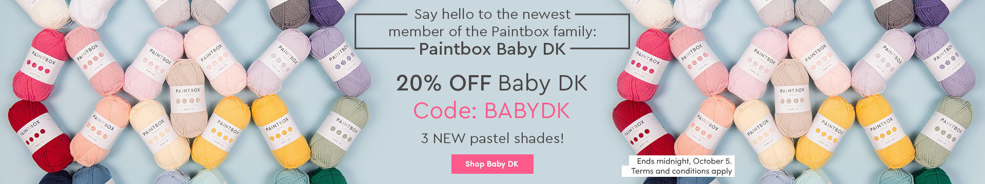 LC Marketing - Oct 17 Paintbox Baby DK NA