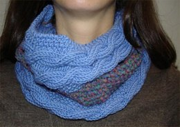 The Infinity Scarf by Vanessa