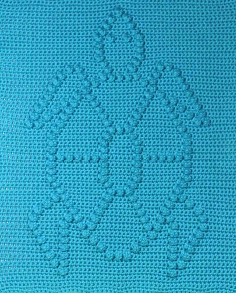 Susie The Sea Turtle Baby Blanket Crochet Pattern By The Baby Crow