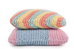 Candy Cushions in Hoooked RibbonXL