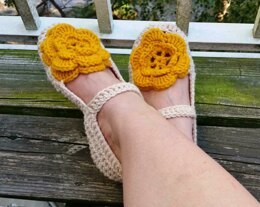 Flora Slippers