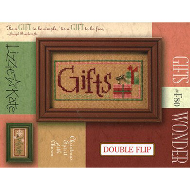 Lizzie Kate Gifts - Wonder Double Flip Chart