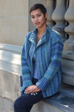 Weekend Crochet Jacket