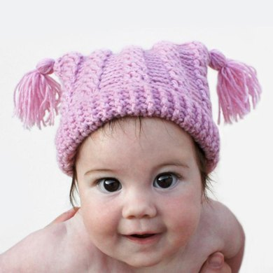 Baby Cables Hat