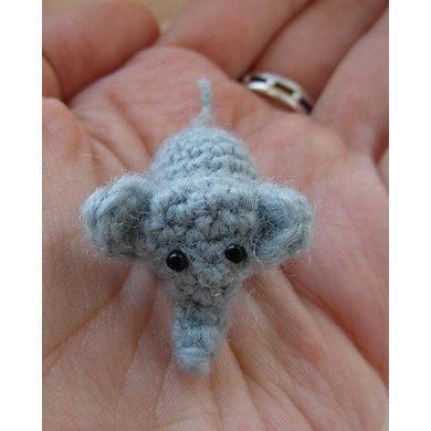 Oh, so tiny! Elephant