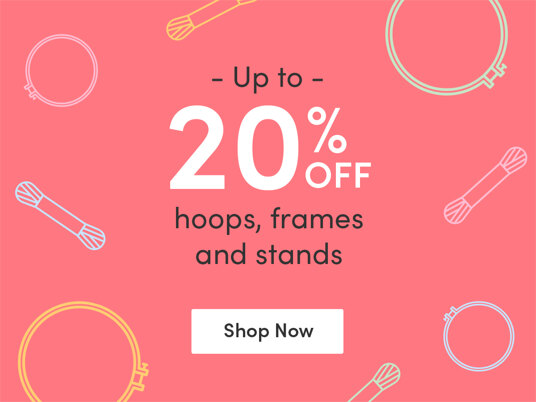 Up to 20 percent off hoops, frames and stands!