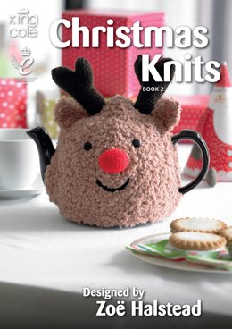 Christmas Knits Book 2 By King Cole  by Zoe Halstead