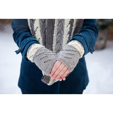 Every Which Way Fingerless Mitts