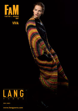 Fatto a Mano 237 Viva by Lang Yarns