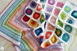 Around the Corner Blanket
