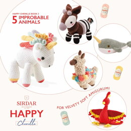 Happy Chenille - 03 - Improbable Animals by Sirdar