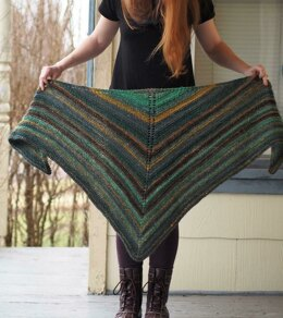 Knitted Shawl Patterns (Instant Download) | LoveCrafts