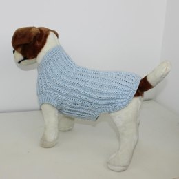 013eb6782a01e3 Simple Fishermans Rib Dog Coat
