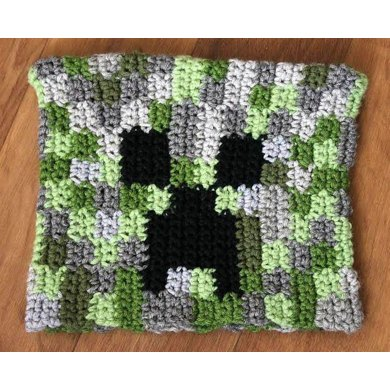 Sack Beanie - Minecraft, Creeper