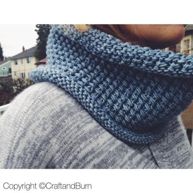Faded Cowl
