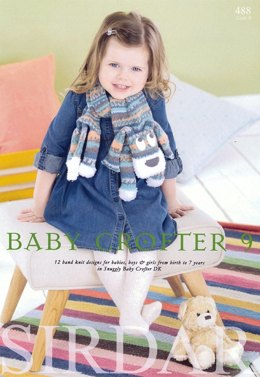 Sirdar Baby Crofter 9 Collection