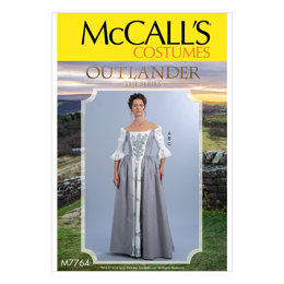 McCall's Misses' Top and Skirts M7764 - Sewing Pattern