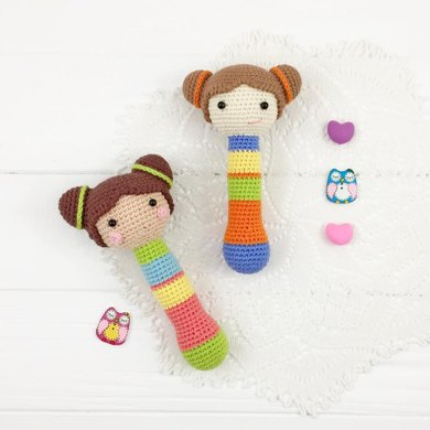 Doll Rattle