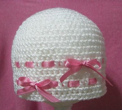 Ribbon and Bows Hat