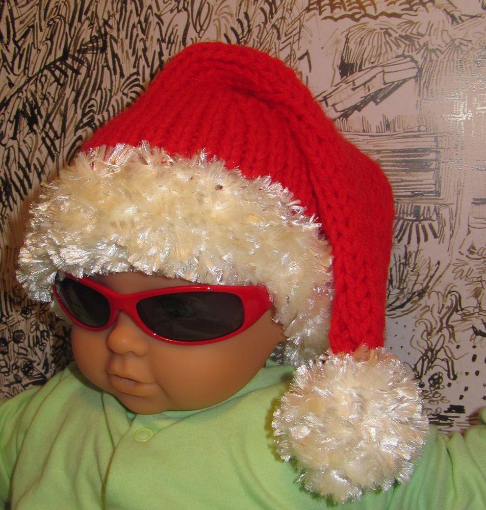 Baby ho ho ho superfast santa hat knitting pattern by zoom bankloansurffo Images