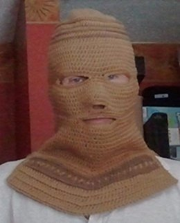 Crocheted Balaclava