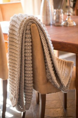 Mile a Minute Chunky Blanket