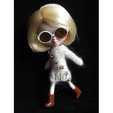 Petite Blythe sweater and coat pattern