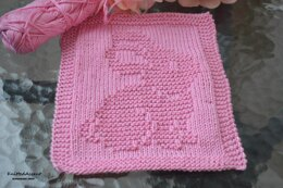 Dishcloth pattern From KnittedAccent17