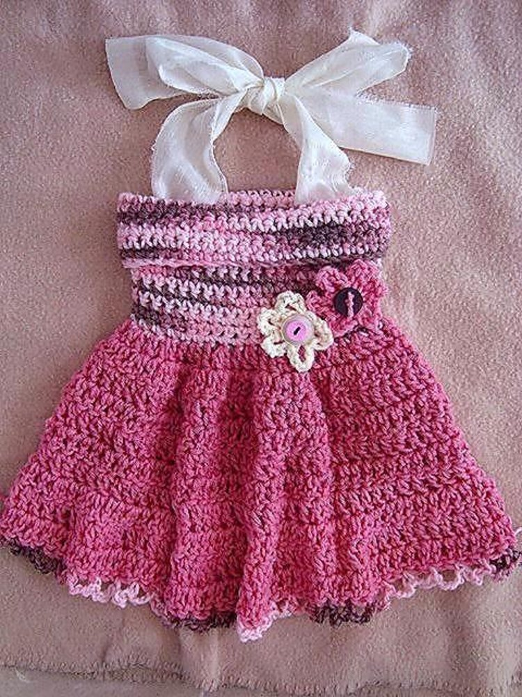 541 Crochet Tube Top Dress Or Jumper Crochet Pattern By Emi